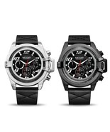 Creativo reloj MEGIR negro hombres relojes deportivos de los - $39.08