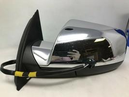 2010-2011 Chevrolet Equinox Driver Side View Power Door Mirror Chrome G449003 - $49.49