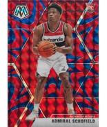 Admiral Schofield Mosaic 19-20 #202 Reactive Blue Mosaic Prizm Rookie Card - $2.50