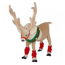 """Annalee Christmas Plush Christmas Caribou 8"""" Tall"""