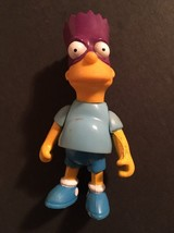 "1990 Vintage Mattel The Simpsons  BARTMAN 4"" Figure loose - $7.55"
