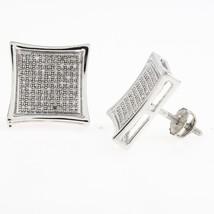 1/3 Ct Round Cut D/VVS1 Diamond 14K White Gold ... - $29.99