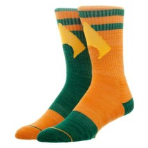 Aquaman DC Comics Flipped Colors Crew Socks  - $19.98