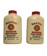 Gold Bond Baby Powder Cornstarch Plus Triple Action Relief, 4 oz ea Lot ... - $82.99