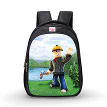 Roblox Theme Backpack Schoolbag Daypack Bookbag - $31.49 CAD