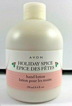 New Avon Holiday Spice Hand Lotion 8.4 Oz /250mL - $12.86