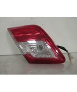 2010 2011 TOYOTA CAMRY LH DRIVER DECK LID TAIL LIGHT OEM C51L - $48.50