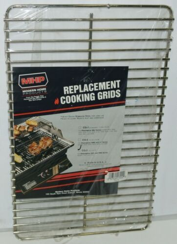 Modern Home Products CG3 Replacement Cooking Grid Stainless Steel