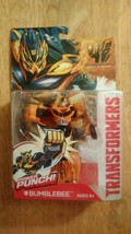 BUMBLEBEE TRANSFORMERS 4 Age of Extinction action figure NIP - $17.00