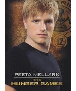 The Hunger Games Movie Single Trading Card #03 NON-SPORTS NECA 2012 - $3.00