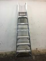 Werner 6' Aluminum  Platform Ladder PT376 - $150.00