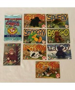 Ty Beanie Babies Collector Cards 2nd Edition Series III 1999 Plus 8 Extr... - $9.99