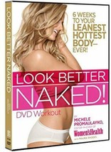 Look Better Naked! DVD Workout 6 Weeks to Your Leanest Hottest Body Ever... - $6.43