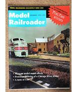 Model Railroader Magazine December 1973 - $2.50