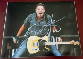 Bruce Springsteen Signed / Autographed 8x10 Photo - $249.00
