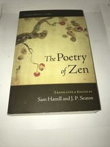 The Poetry of Zen by Shambhala Publications Inc (Paperback, 2007) SUPERFAST - $20.64