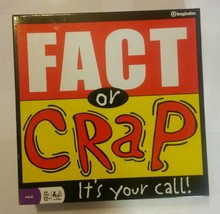 Fact Or Crap- It's Your Call!!! Imagination - $8.42