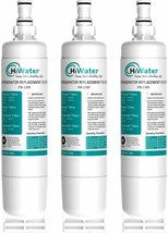 HiWater 4396508 Refrigerator Water Filters, 3 Pack
