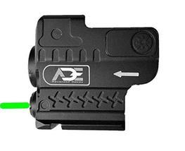 Ade Advanced Optics HG55 Strobe Laser Flashlight Combo Sight for Pistol Handgun, - $94.99