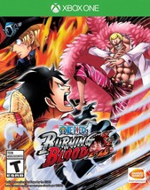 One Piece: Burning Blood (Microsoft Xbox One, 2016) Video Game - $29.99
