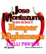 Gourmet Reaper Nightmare Chilli Powder with Carolina Reaper 40 gram  chi... - $8.45