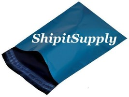 1-1000 7.5x10 ( Blue ) Color Poly Mailers Shipping Boutique Bags Fast Sh... - $0.99+