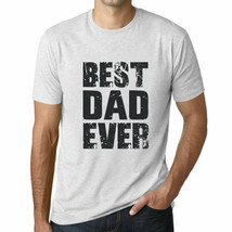 Ultrabasic Men's Graphic T-Shirt: Best Dad Ever #1 - $14.36