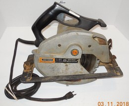 "Craftsman 7 1/2"" Circular Saw 2 HP 12 Amps 5500 RPM Model 315.11870 - $49.50"