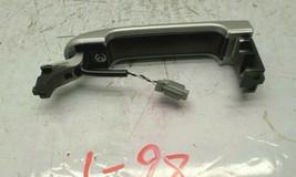 Oem Outer Outside Door Handle New Nissan Versa Rh 07-12 Silver 80640-EL10B - $32.67