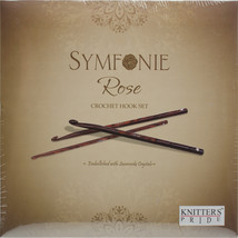 Knitter's Pride-Rose Crochet Hook Boxed Set- - $76.76