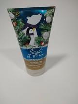 Bath & Body Works Jingle All The Way Sparkling Snowflake Body Scrub 8 OZ... - £14.53 GBP