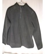 Brooks Brothers Mens Light Jacket Coat Size XL Black Measurements in Des... - $34.95