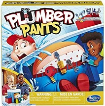 Hasbro Gaming Plumber Pants Game for Kids Ages 4 & Up (Standard) - $30.42