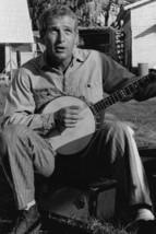 Paul Newman in Cool Hand Luke playing banjo 18x24 Poster - $23.99