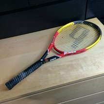 Tennis Racquet Prince Arc Ti Force 3 Oversize Long body 4 1/2 Grip - $19.79