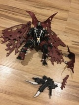 Spawn II Deluxe Edition Figure Wing-Like Cape Ultra Action Figure McFarl... - $14.99