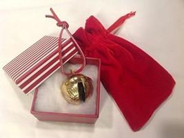 Santa Golden Brass #3 Reindeer Sleigh Bell - $34.64