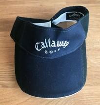 Oferta HOMBRE Callaway Dash Golf Visera Azul Marino/Negro - $14.81
