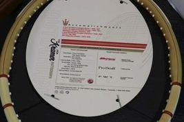 "New Wilson Jack Kramer Autograph Millennium Lim Ed Racket 4-3/8"" 1661/2000 Case image 3"