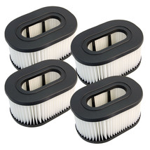 4x HQRP Washable H12 Hepa Filter for Hoover UH40155 U5162900 U5163900 / ... - $35.76