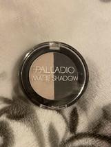 Palladio Matte Shadow Herbal Eyeshadow Duo Skyscraper - $8.09