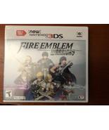 Fire Emblem Warriors New Nintendo 3DS, 2017 Sealed - $15.47