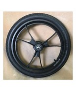 """Double Baby Jogger Summit X3 Stroller Rear Wheel Black Parts 16"""" NEW Tire - $99.00"""