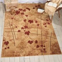 "5x8 (5'3"" x 7'5"") Designer Transitional Contemporary Floral Area Rug - €148,21 EUR"