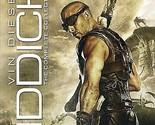Riddick Complete Collection Blu-ray + Digital HD UltraViolet Films Set Diesel TV