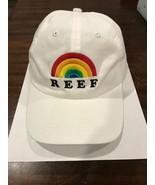 NEW REEF 100% Cotton Adjustable Rainbow Hat Cap Gay Pride - $15.00