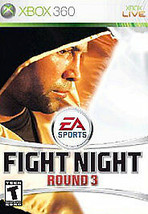 Fight Night Round 3 (Microsoft Xbox 360, 2006) - $7.99