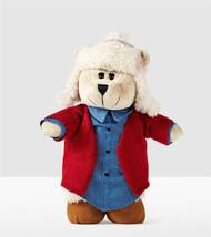 Starbucks Holiday 2016 Winter Bearista Bear Plush Limited Edition Xmas Gift NEW - $19.79