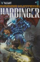 Armor Hunters: Harbinger #1A VF/NM; Valiant   save on shipping - details... - $9.25