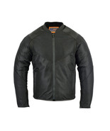 Men's Sporty Mesh Jacket with high performance insulated liner Motorcycl... - $119.95